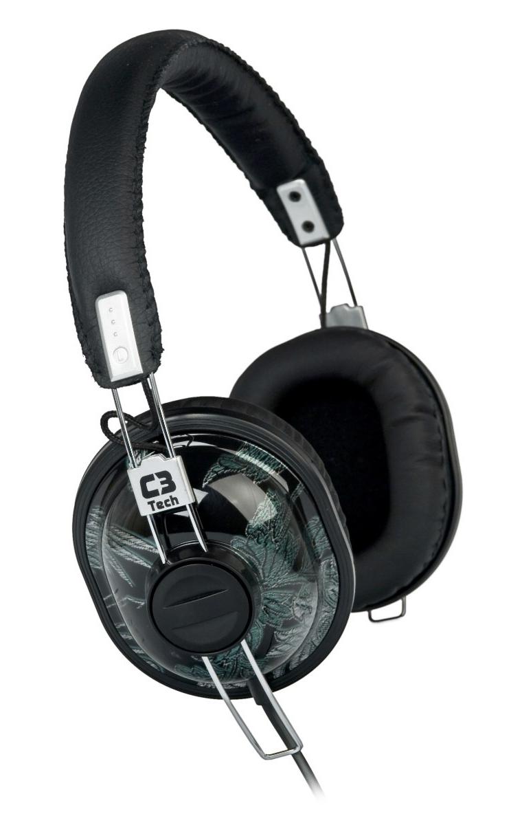 Fone+Mic Mi 2218Rb-V2, Gamer Mamouth C3Tech