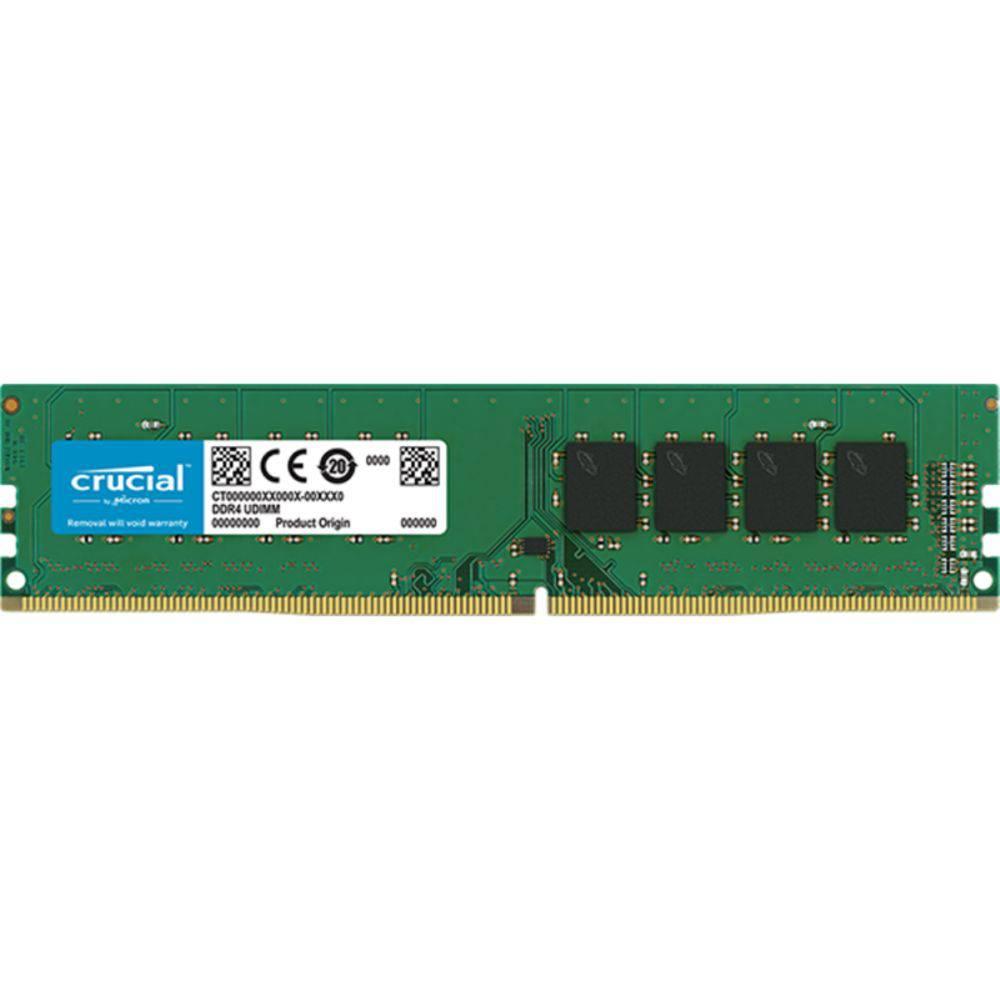 Memoria Ddr4 2400 8Gb Crucial