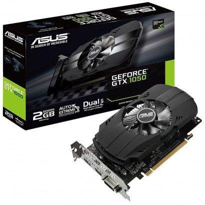 Vga Pci-E 2Gb Asus Geforce Ph-Gtx1050-128Bit Gddr5
