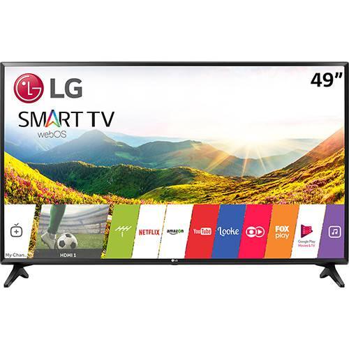 Smart Tv Led 49 Pol Lg Full Hd-49Lj5500