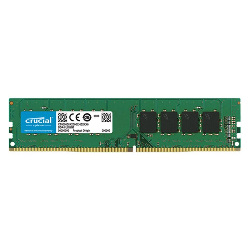 Memoria Ddr4 2400 4Gb Crucial