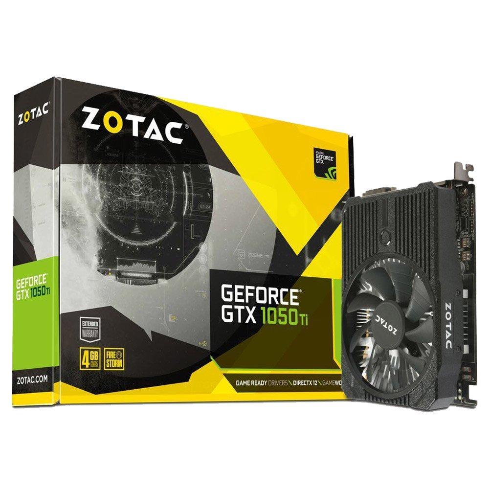 Vga Pci-E 4Gb Zotac Geforce Gtx1050-Ti 128Bit Ddr5