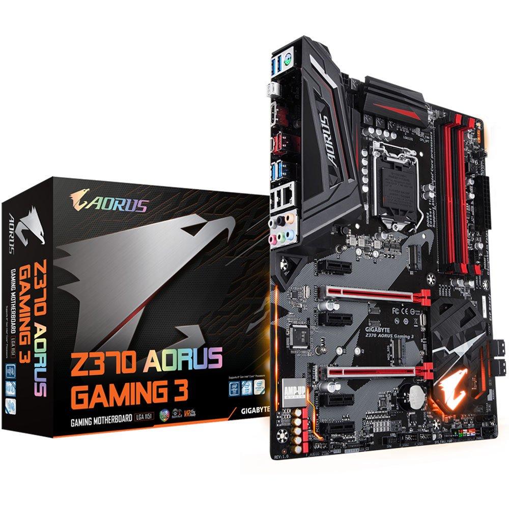 Placa Mãe 1151 Gigabyte Ga-Z370 Aorus Gaming3
