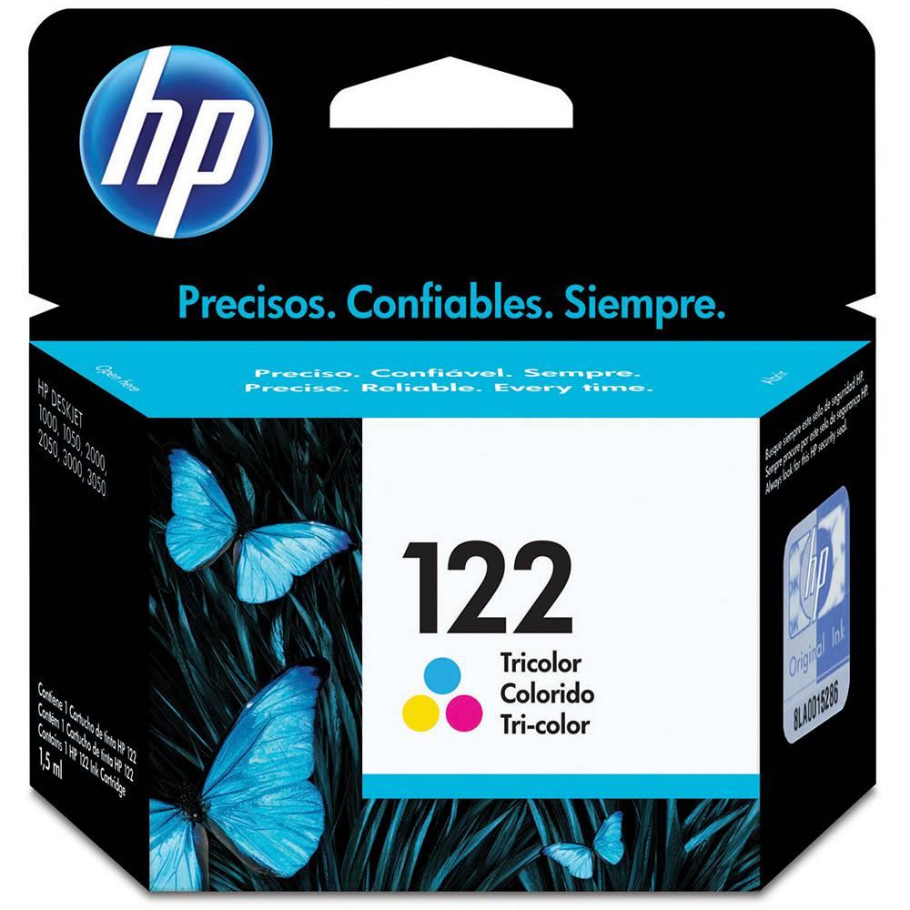 Cartucho Hp Color Ch562Hb