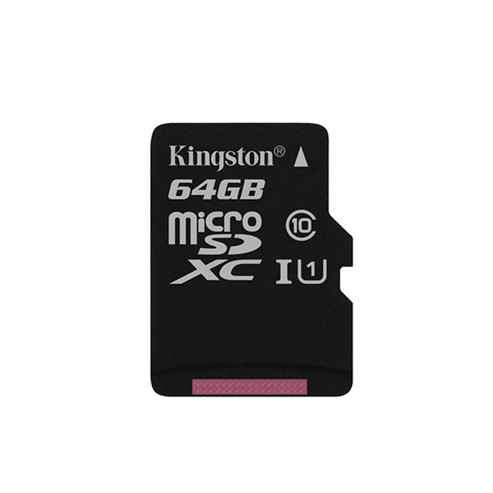 Micro Sd C, Adaptador 64Gb Kingston