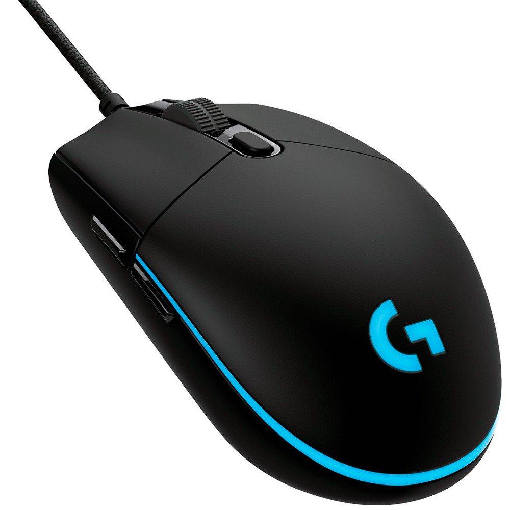 Mouse Optico Usb Gamer-Pro Logitech-910-004873-Pre