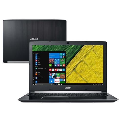 Notebook Acer Aspire-A515-51-56K6-Core I5 7200U