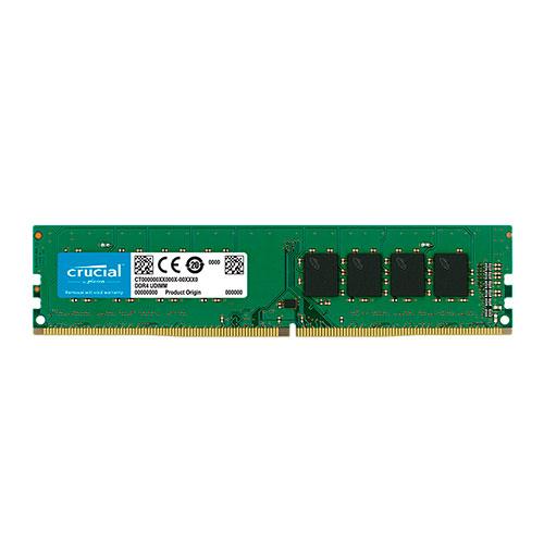 Memoria Ddr4 2666 8Gb Crucial Ct8G4Dfs8266