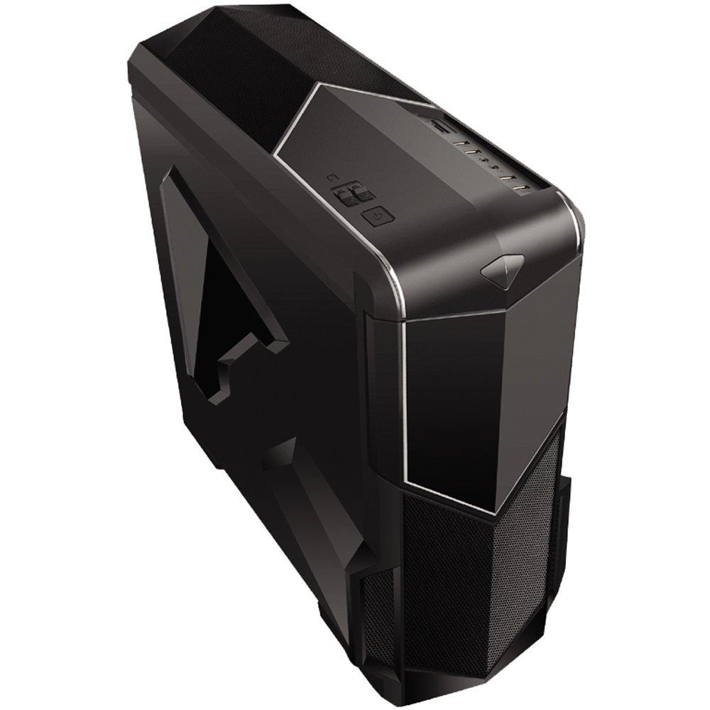 Gabinete K-Mex Gaming Cg-G410  Preto Sem Fonte