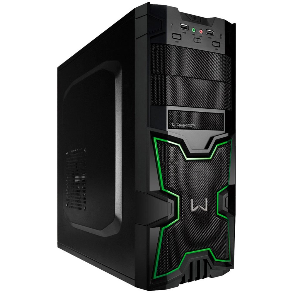 Gabinete Multilaser Gamer Warrior-Ga154  S, Fonte