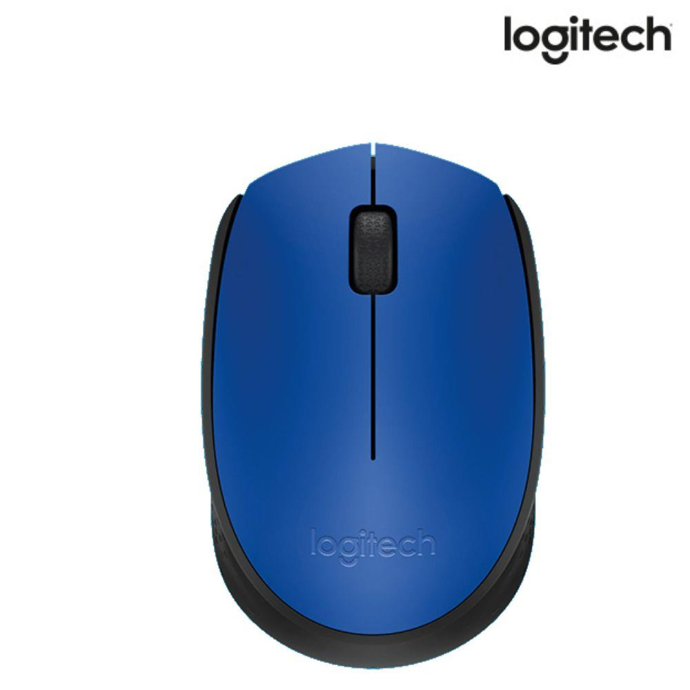 Mouse Wireless Rc, Nano M-170 Azul Logitech