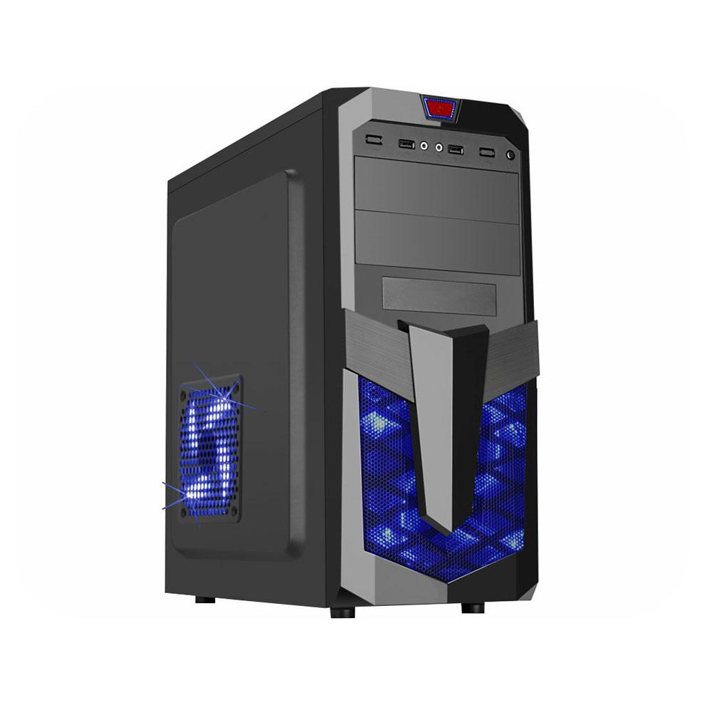 Gabinete K-Mex Gamer Excalibur Cg01R1 Sem Fonte