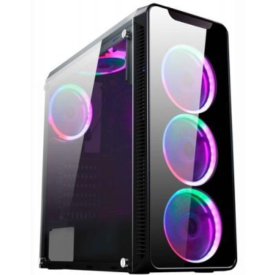 Gabinete K-Mex Gamer Infinity-3-Cg-03G8 S,  Fonte