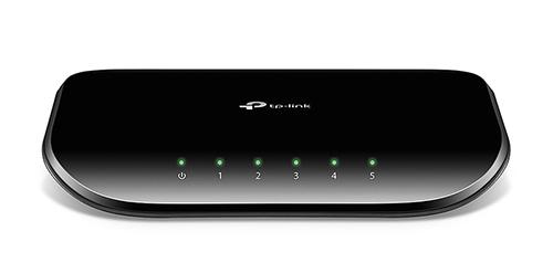 Switch 8 Portas 10, 100, 1000-Gig Tp Link Tl-Sg1008D