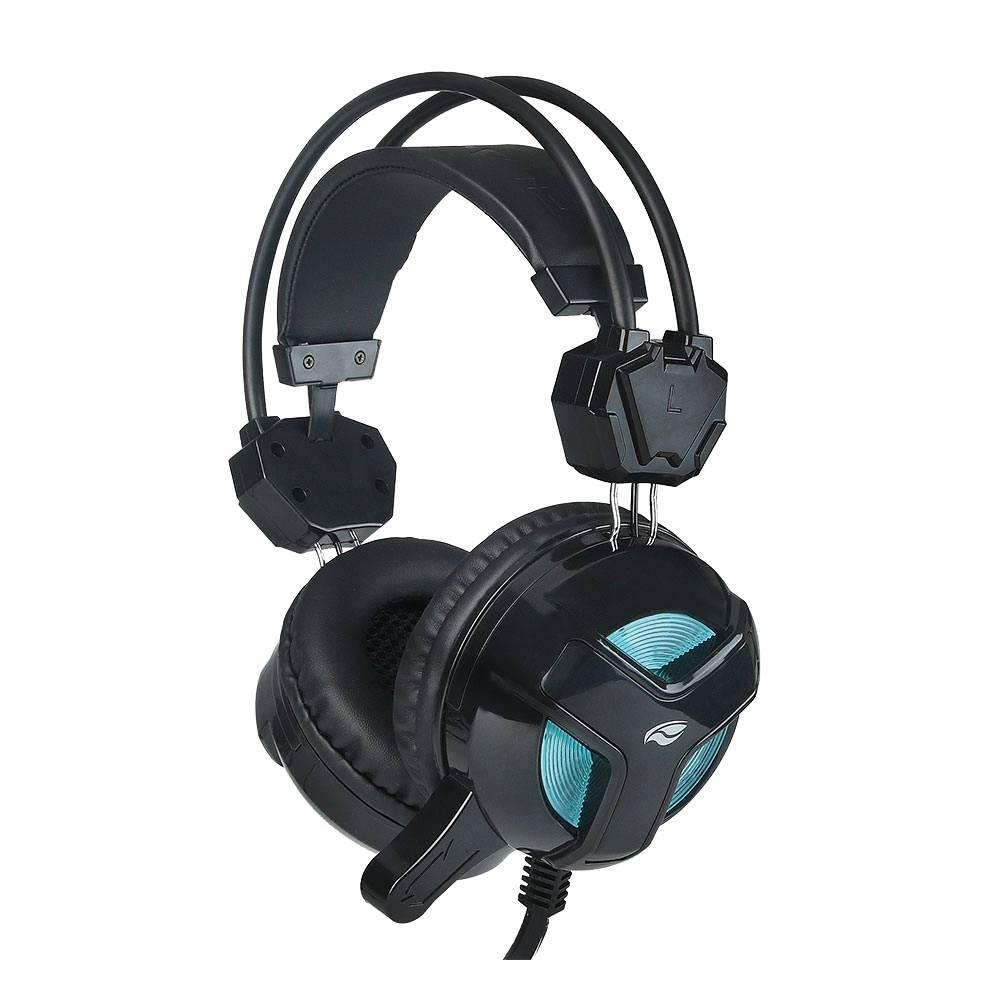 Fone+Mic Gamer-Headset Blackbird