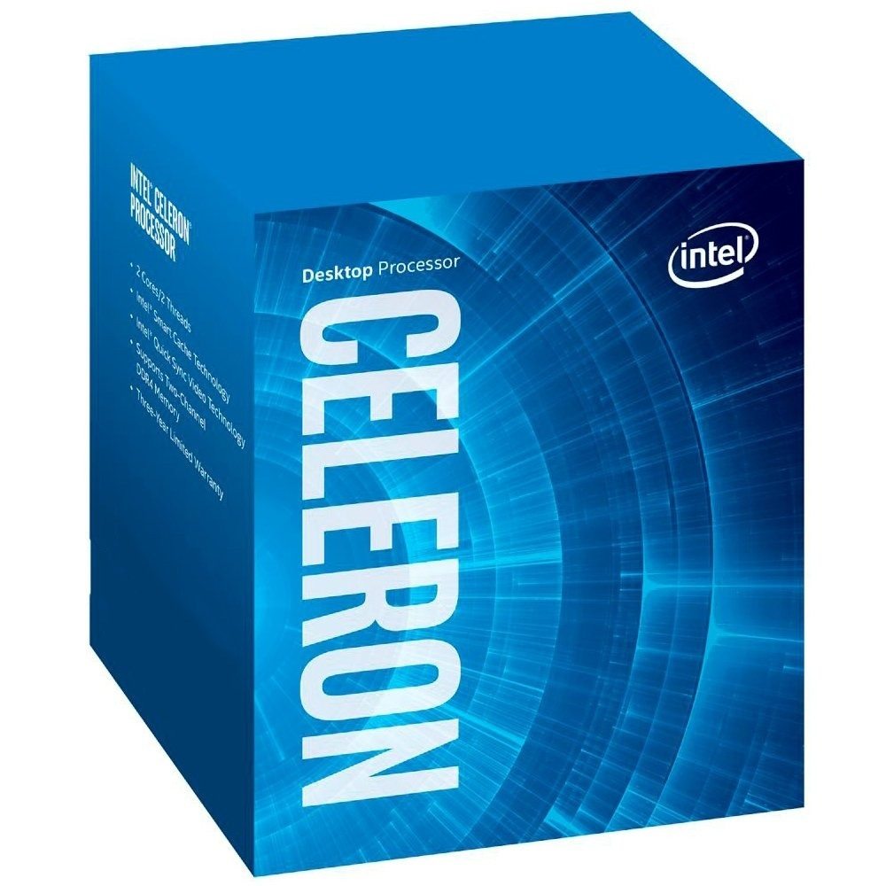 Proc Intel 1151 Celeron G3950 3.0Ghz Box