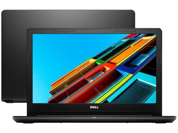 Notebook Dell Inspiron-I15-3567-D10-C I3