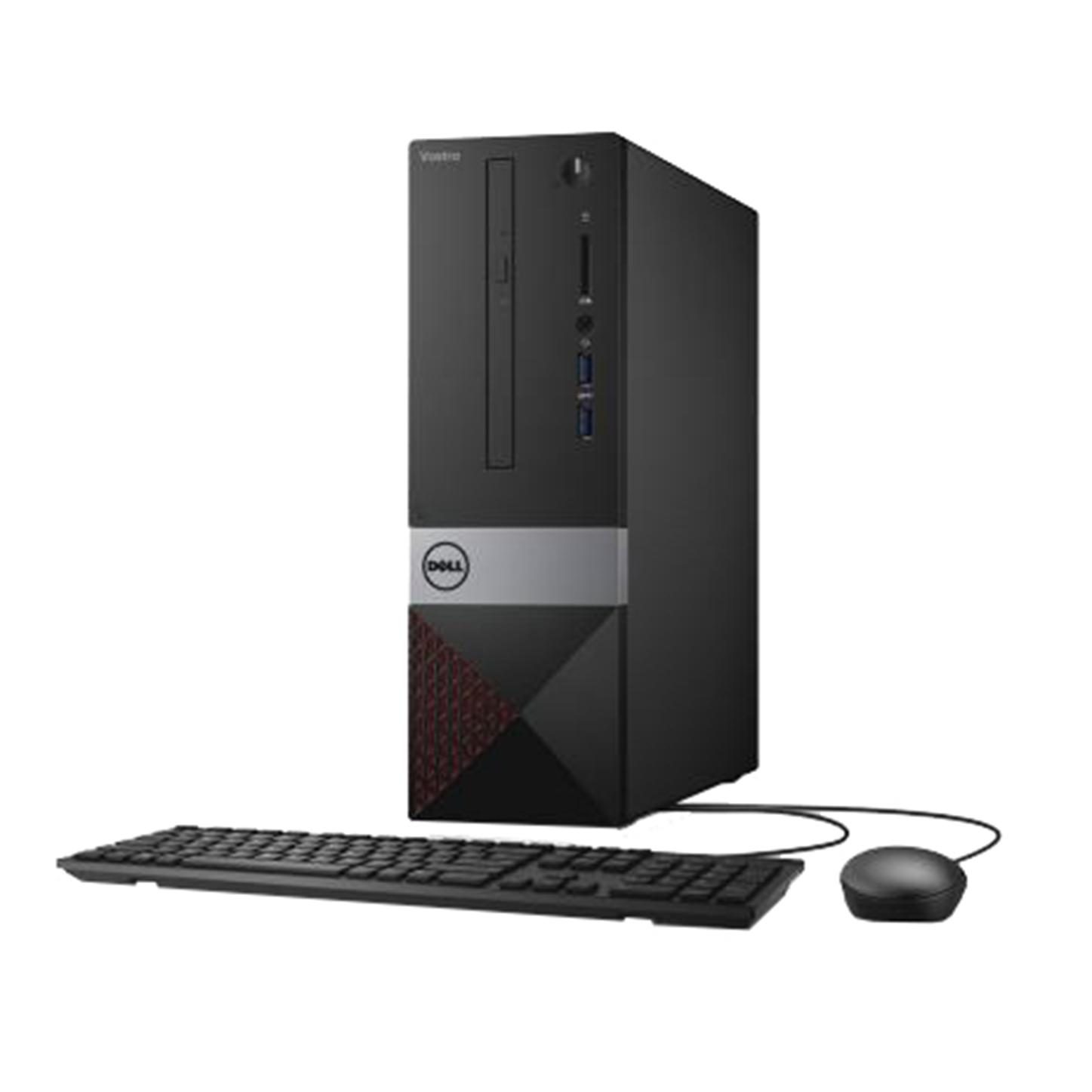Desktop Dell Vostro 3470 Core I3- 8100