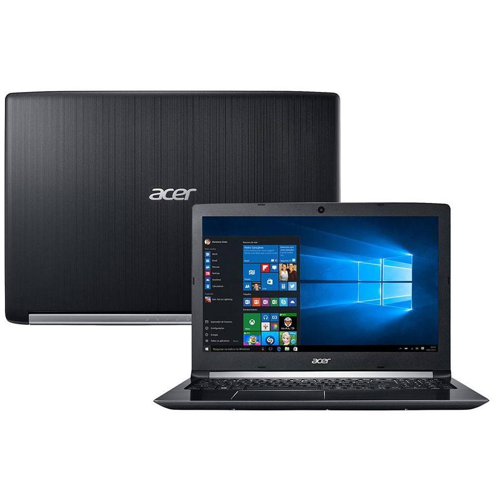 Notebook Acer Aspire-A515-51-55Qd-Core I5 7200U