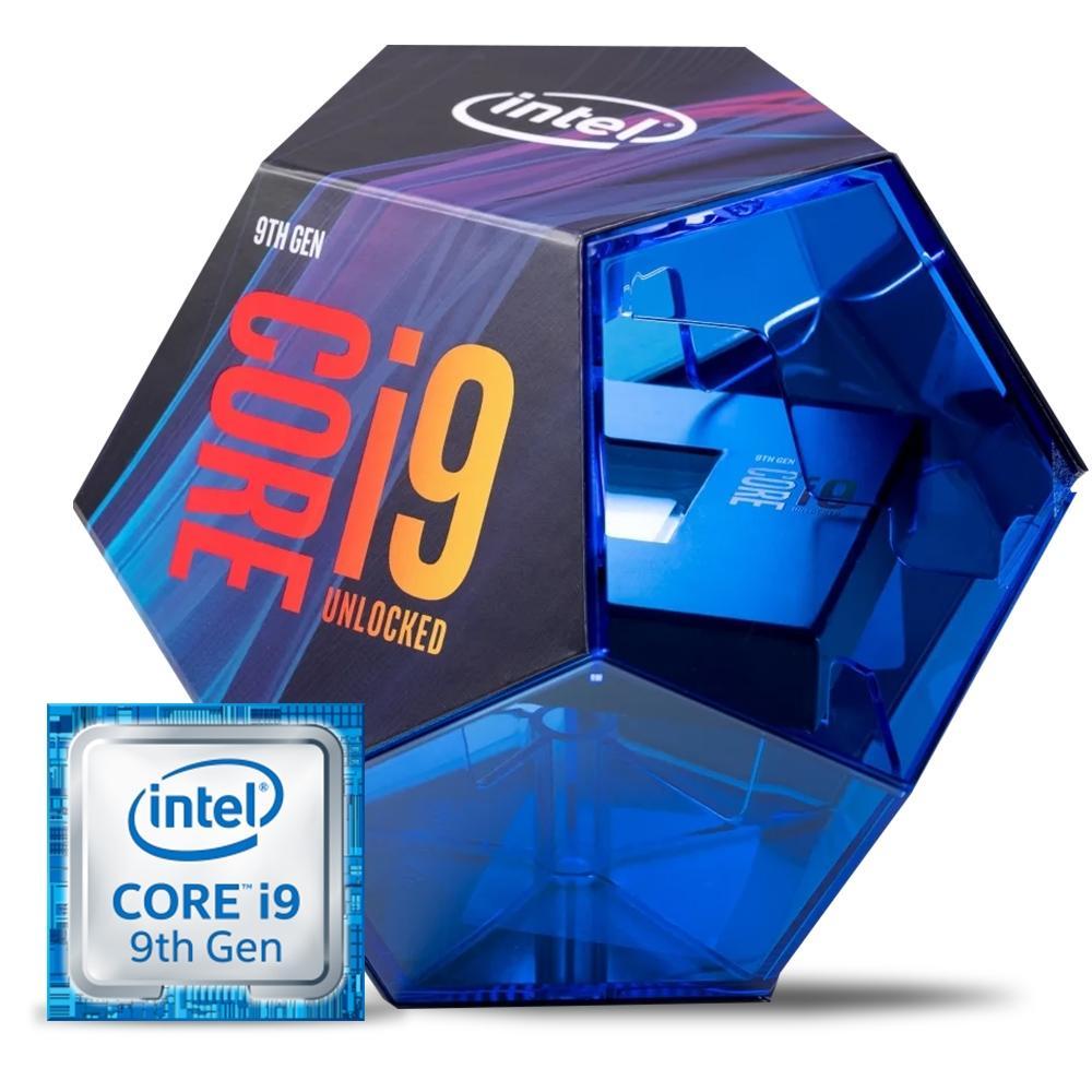Proc Intel 1151 Core I9-9900K 3.6Ghz 16Mb Box
