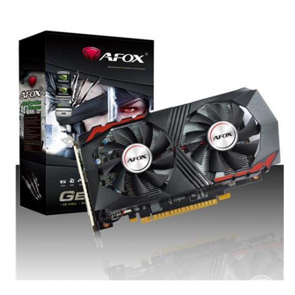 Vga Pci-E 2Gb Afox Geforce Gtx1050 128Bit Gddr5