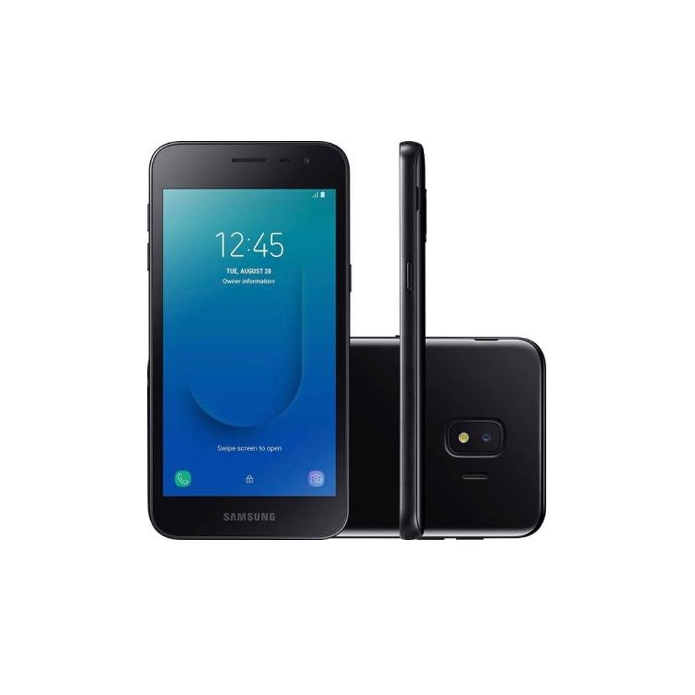 Smartphone Samsung -Galaxy J2 Core Preto 16Gb