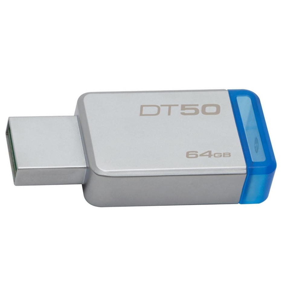 Pen Drive 64 Gb Kingston-Dt50- Usb 3.1  3.0  2.0