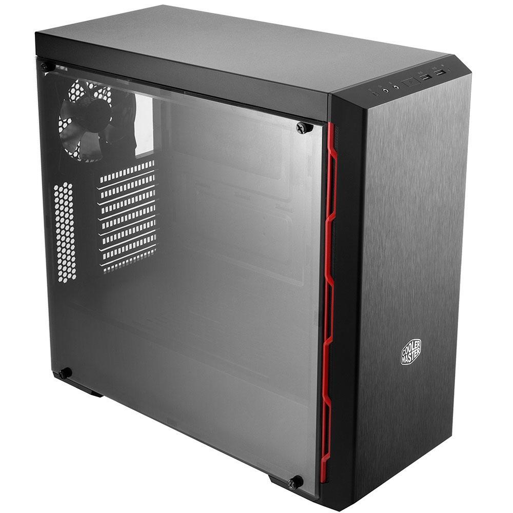 Gabinete Coolermaster-Gamer Mcb-B600L-Ka5N-S00
