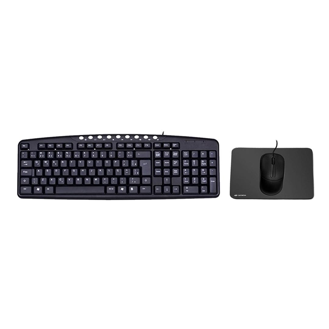 Kit Tec ,  Mouse ,  Mouse Pad