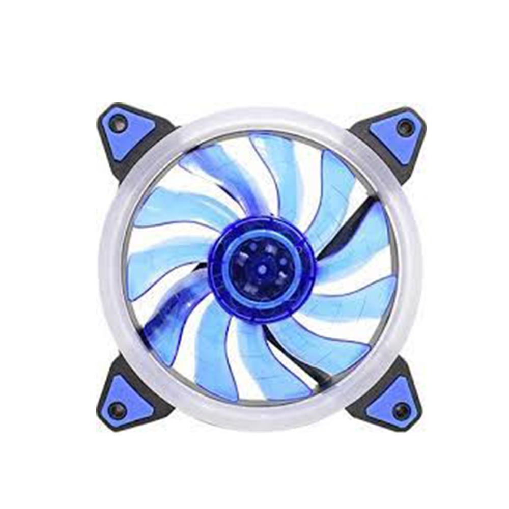 Cooler P, Gab, Gamer12 Cm K-Mex Led Azul -Af-G1225