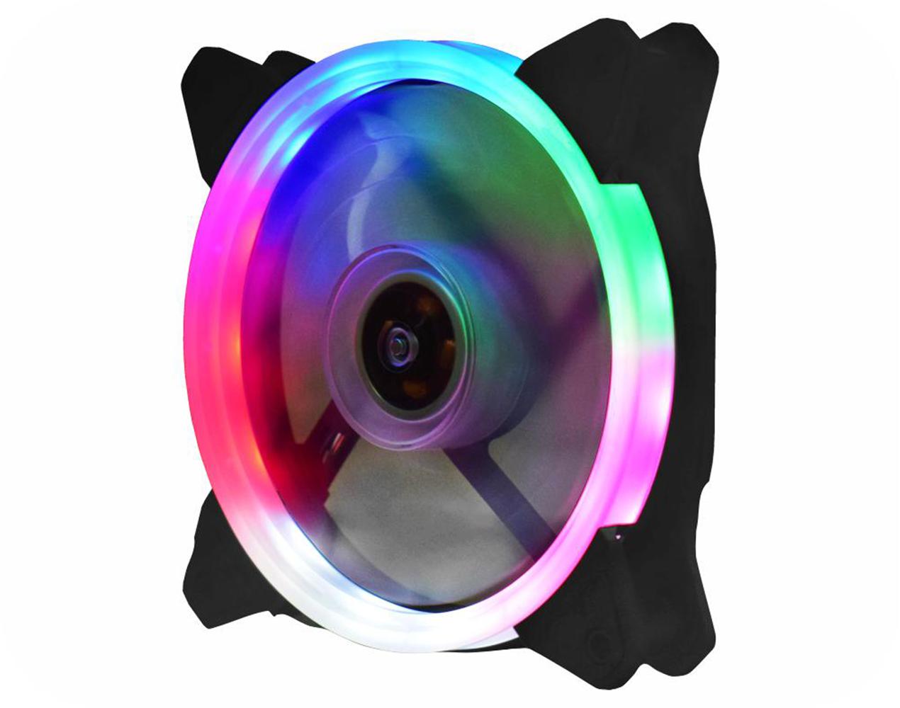 Cooler P, Gab, Gamer 12 Cm K-Mex Led 5 Cores-Afr1225