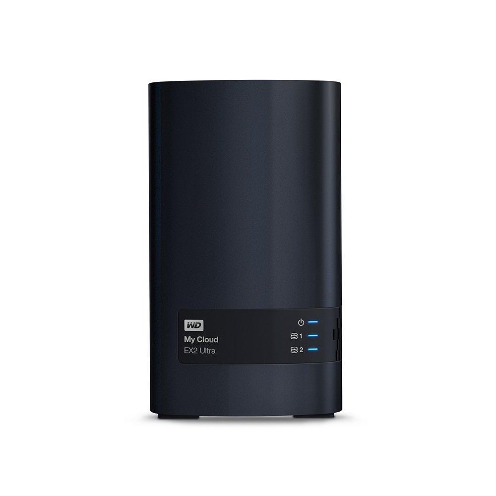 Storage Nas-My Cloud Expert Ex2  Ultra  W.digital