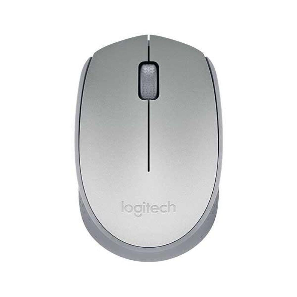 Mouse Wireless M170 Logitech Cinza