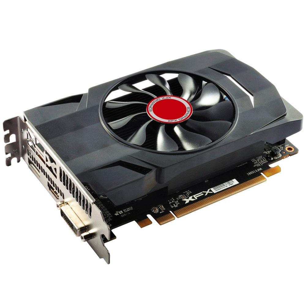 Placa De Video Radeon Rx-550-1203M - 2Gb - Ddr5 - 128 Bits - Xfx