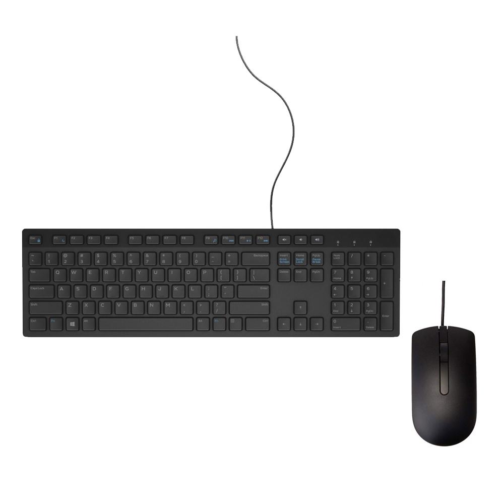 Kit Teclado Dell Kb216, Mouse Dell Ms116