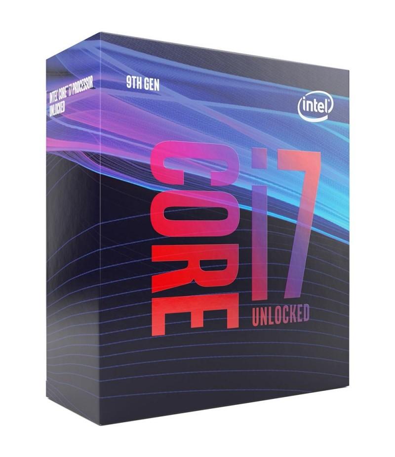 Proc Intel 1151 Core I7-9700 3.0Ghz 12Mb Box