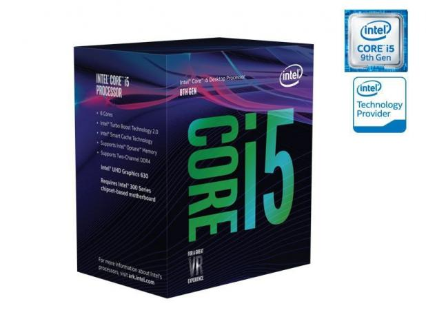 Proc Intel 1151 Core I5-9400F 2.9Ghz 9Mb Box