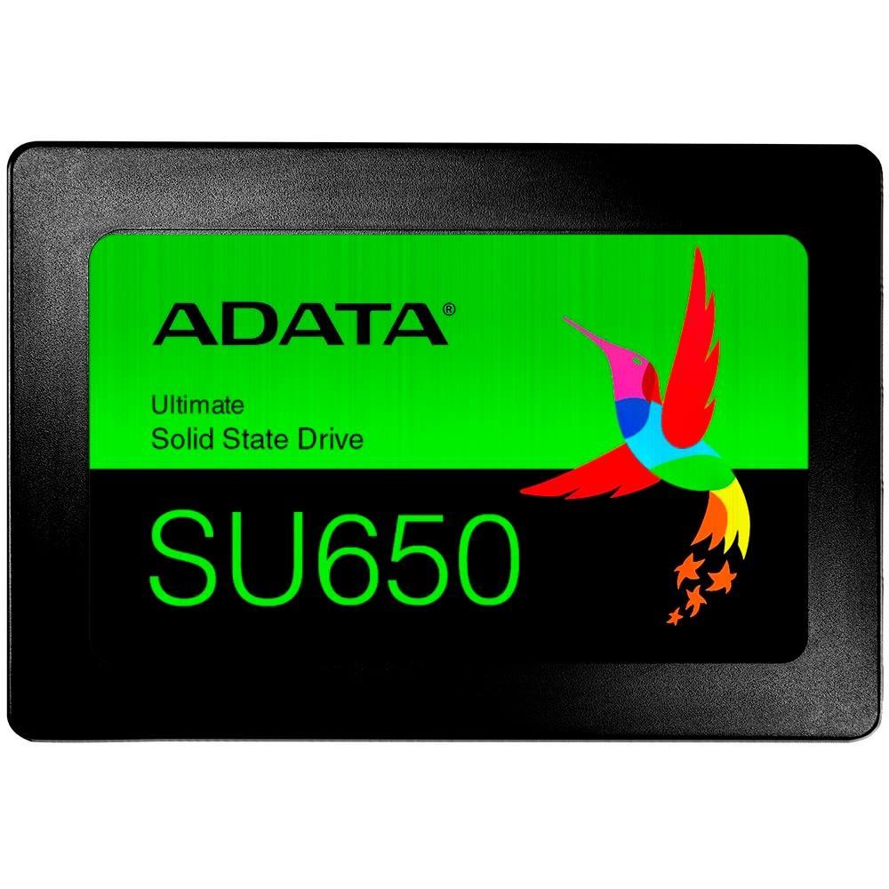 Ssd Adata 120 Gb Sata 3 (Asu650Ss-120Gt-R)
