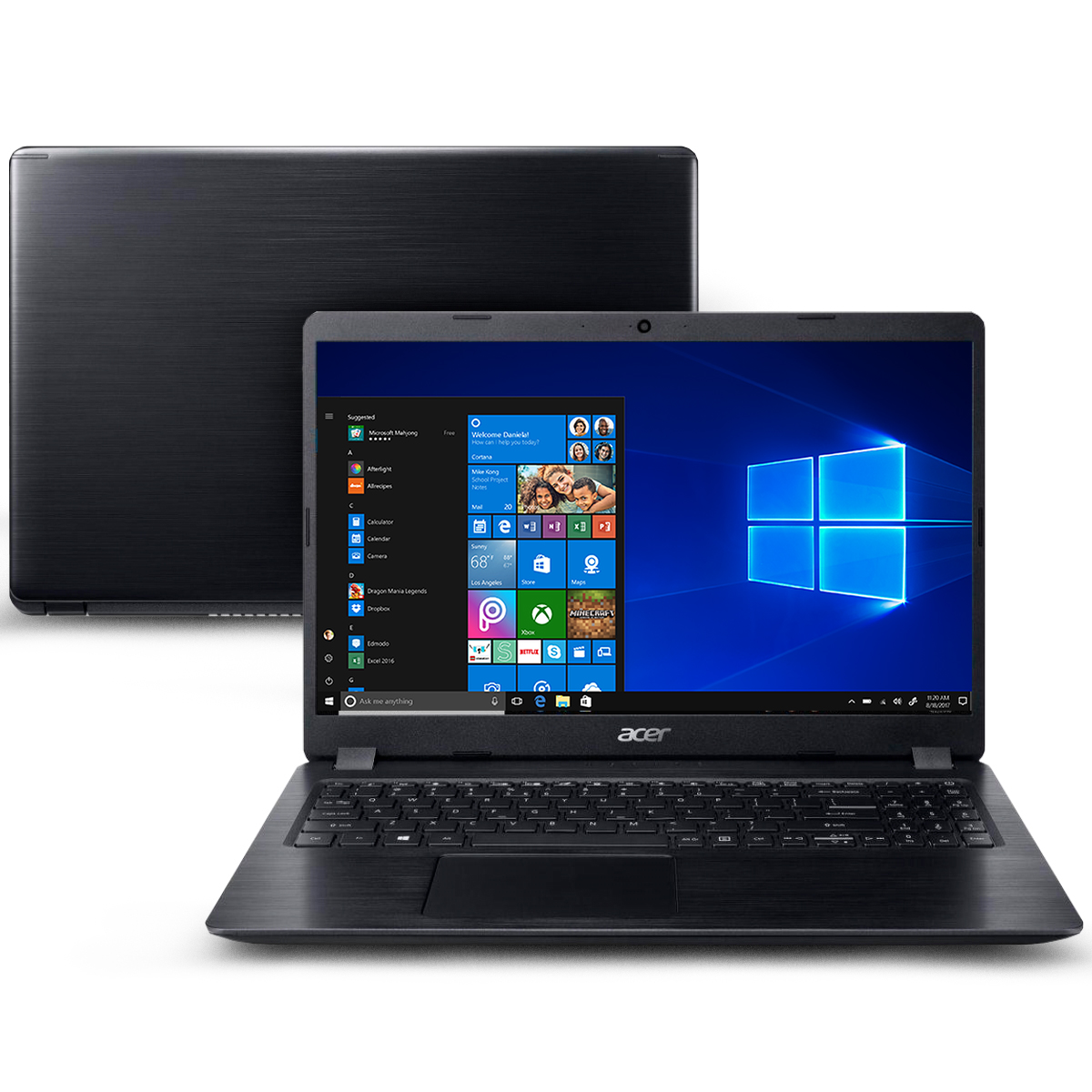 Notebook Acer Aspire-A515-52-57Fa-Core I5 8265U