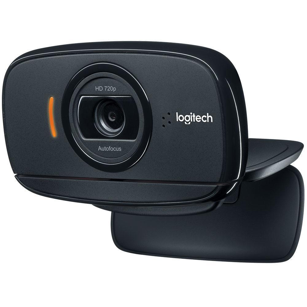 Web Cam Logitech-Hd, 720P, 8.0Mp-C525