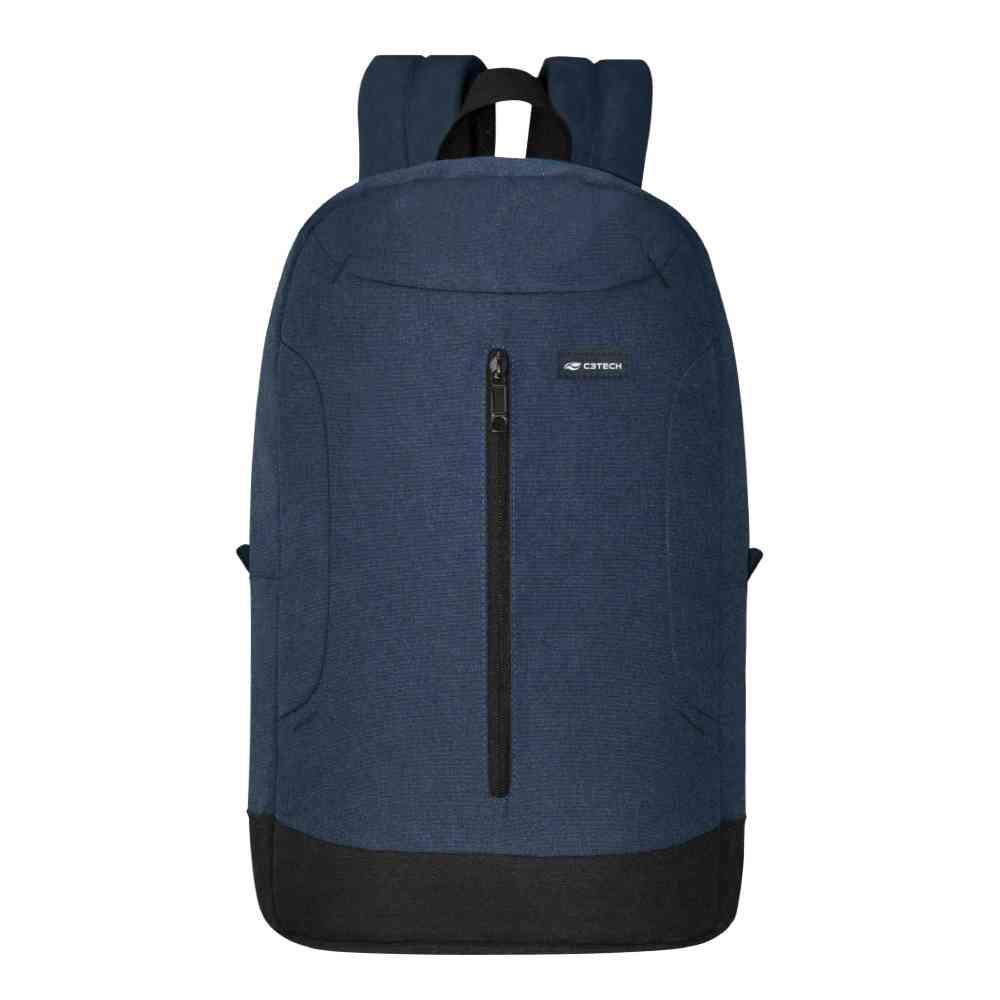 Mochila P, Notebook 15,6 Dublin Mc-20Bl Azul C3Tec