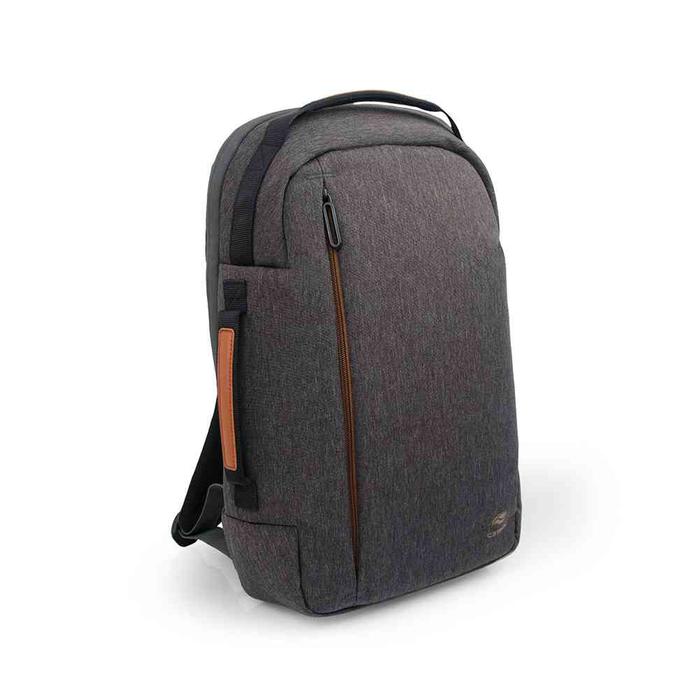 Mochila P, Notebook 15,6 London Mc-30Gy Cinza C3Tec