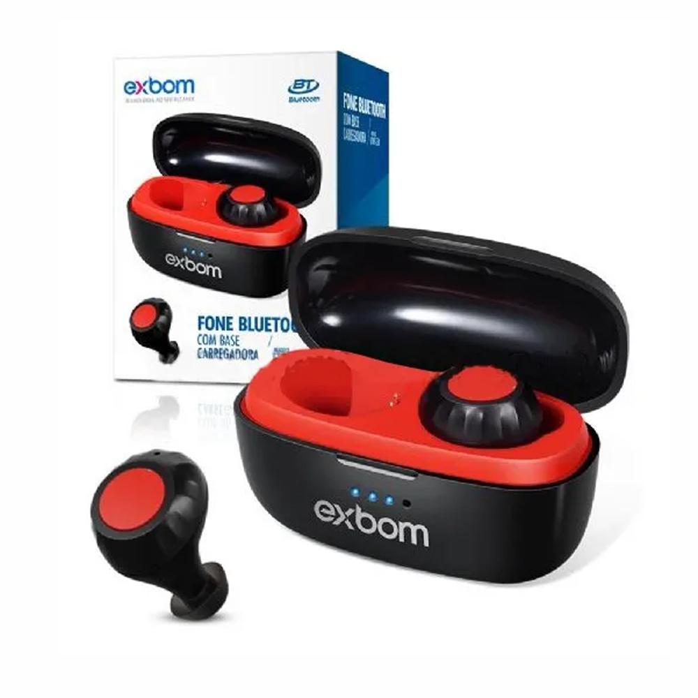 Fone De Ouvido S, Fio-Bluetooth Btws-S30-Exbom