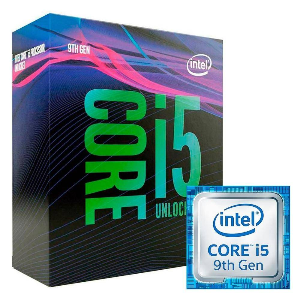 Proc Intel 1151 Core I5-9400 2.9Ghz 9Mb Box