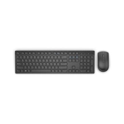 Kit Tec ,  Mouse Wireless Dell-Km636- Preto