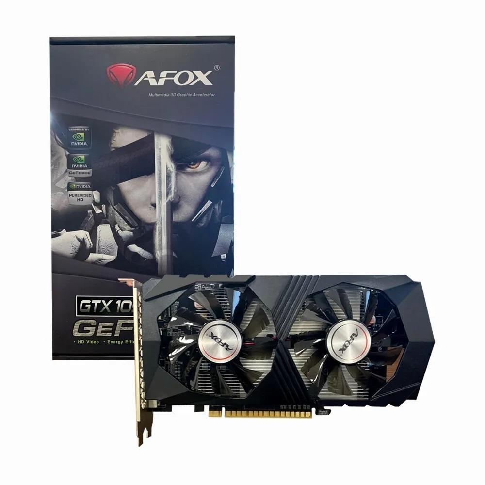 Vga Pci-E 4Gb Afox Geforce Gtx1050-Ti 128Bit Gddr5