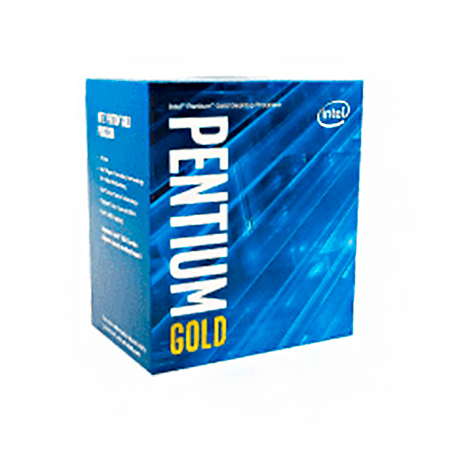 Proc Intel 1200 Pentium Gold  G6400 4Ghz 4Mb Box