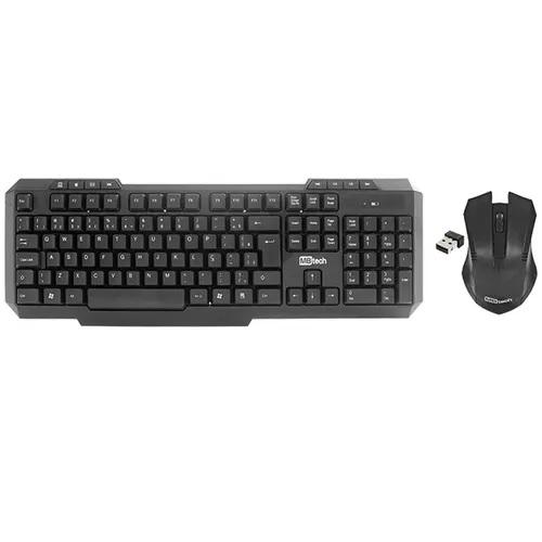 Kit Tec ,  Mouse Wireless Mb54079  Mbtech Preto