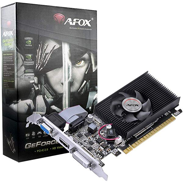Vga Pci-E 1Gb Afox Geforce G210 64Bit Ddr3