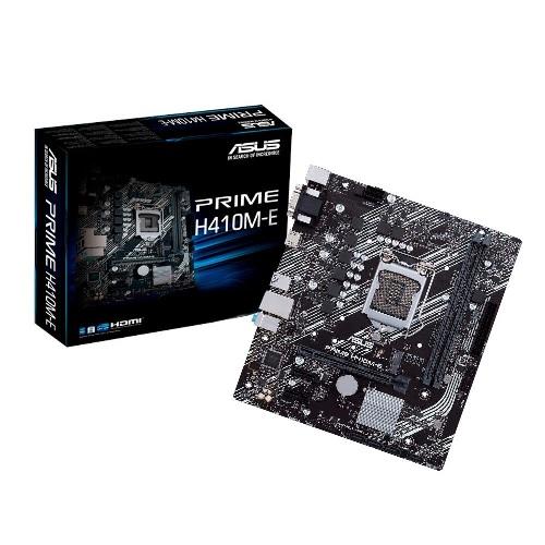 Placa Mae 1200 Asus Prime H410M-E R2.0, Br